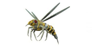 Böcek mi, Robot mu?