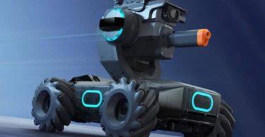 Robomaster Eğitim Robotu