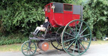 Trevithick'in Buharlı Arabası
