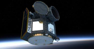 Ötegezegen Takipçisi CHEOPS Uzayda
