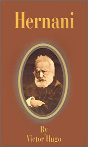 Hernani kitap yazar Victor Hugo