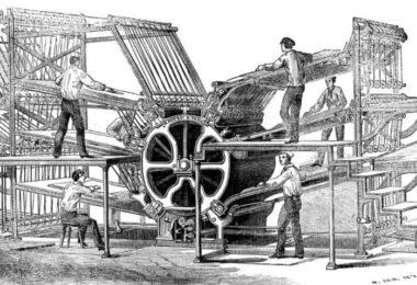 İlk Matbaacı Gutenberg