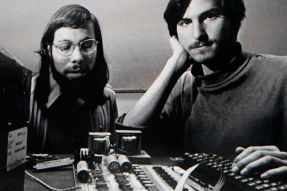 Steve Jobs ve Steve Wozniak