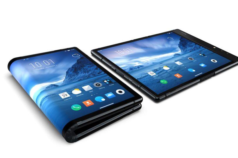 Katlanabilir Ekranlı Cep Telefonları