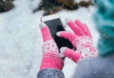 Soğuk Havada Telefonların Şarjı Hızlıca Biter?