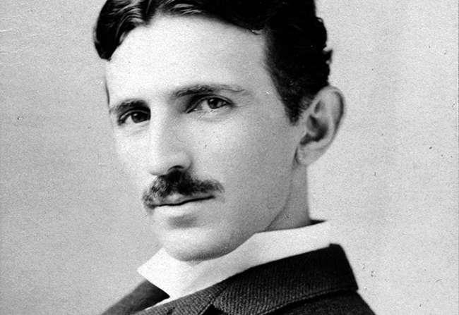 Elektrik Mühendisi Nikola Tesla