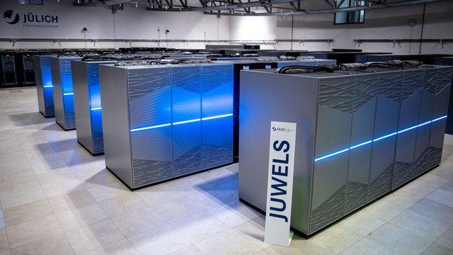 Juwels Booster Module (supercomputer)