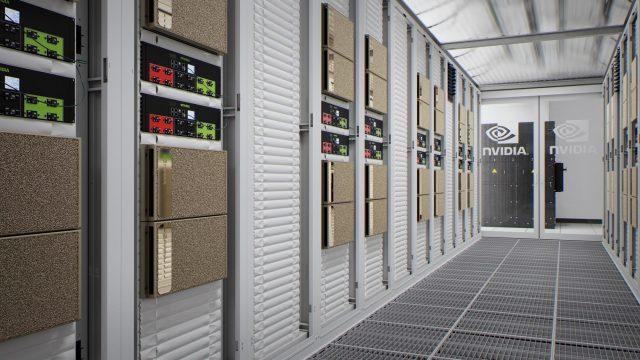 Selene (supercomputer)