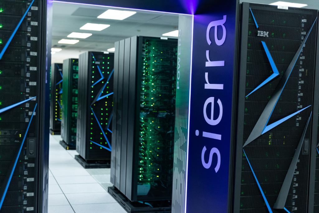 Sierra (supercomputer)