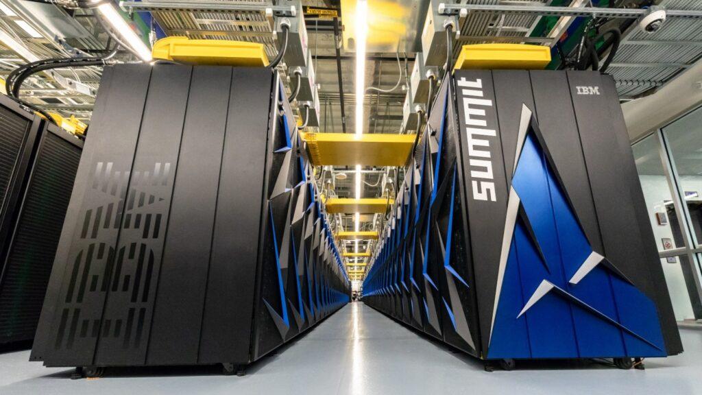 Summit (supercomputer)