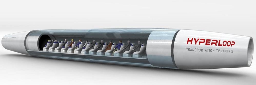 Hyperloop toplu taşıma ile insanları daha hızlı daha güvenli ulaşımını sağlayacak.